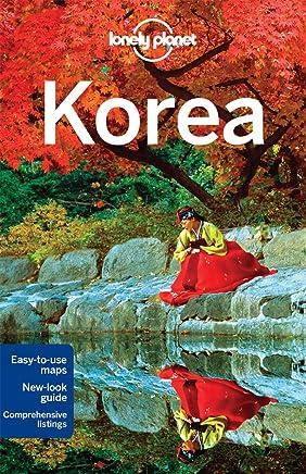 Lonely Planet Korea