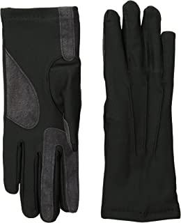 Women's Spandex Cold Weather Stretch Gloves with Warm...