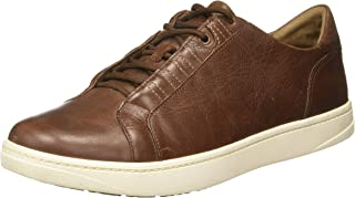 Hush Puppies Men's Rocco Pt Laceup Leather Sneakers