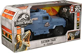 Matchbox Jurassic World  Textron Tiger RC Vehicle