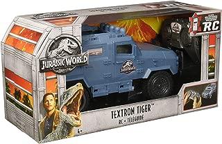 Matchbox Jurassic World Textron Tiger RC Vehicle