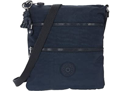 Kipling Keiko Crossbody (Blue Bleu 2) Cross Body Handbags
