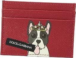 Dolce & Gabbana - Dog Card Holder