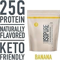 Isopure Naturally Flavored Keto Friendly Protein Powder 1lb. Bag