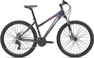 Iron Horse Maverick 2.1 27.5: Women's Mountain Bike Medium Frame Size Navy IH2216FM