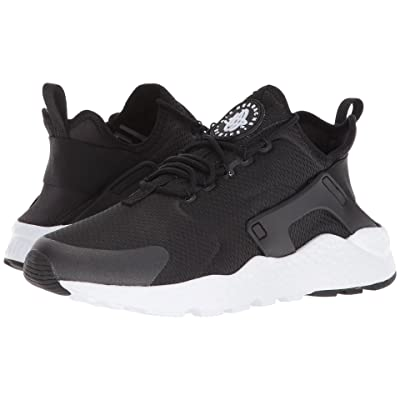 Nike Air Huarache Run Ultra (Black/Black/Black/White) Women