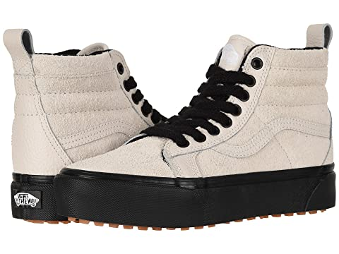 vans sk8 hi platform schoenen