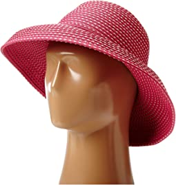 RBM4784 Ribbon Kettle Brim Hat
