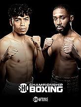 Showtime Championship Boxing: Leo vs. Williams