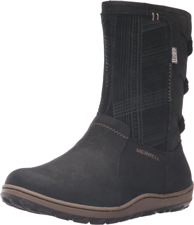 Merrell Women's Ashland Vee Mid Waterproof-W Snow Boot