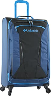 Columbia Lightweight Expandable Spinner Luggage Suitcase for Check In