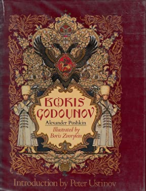 Boris Godounov (A Studio Book) (English and Russian Edition)