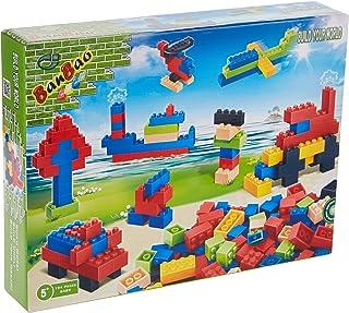 Banbao Blocks, Multi Colour, 194 Pieces, 8489