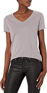Marky G Apparel Womens NLA-N1540 Ideal V T-Shirt Short Sleeve T-Shirt
