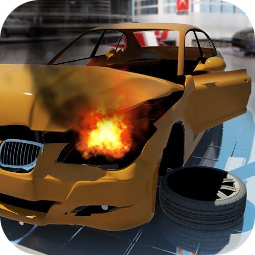 Crash Car Bumer Simulator
