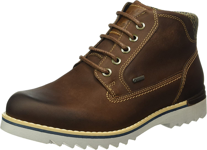 FRETZ men Men's's Cooper Ankle Boots