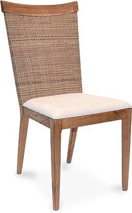 Amazon.es: sillas rattan - Moycor: Hogar y cocina