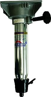 Springfield Marine 1600607 Taper-Lock Pedestal & Swivel Package - 13,  Non-Locking