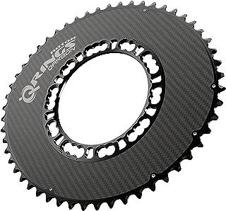 rotor Qarbon Q Ring Chainring 110bcd 50t Aero - Outer