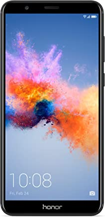 "Honor 7X GSM Unlocked Smartphone 5.93"" FullView Display, 16MP + 2MP Dual-Lens Camera, Dual SIM,..."