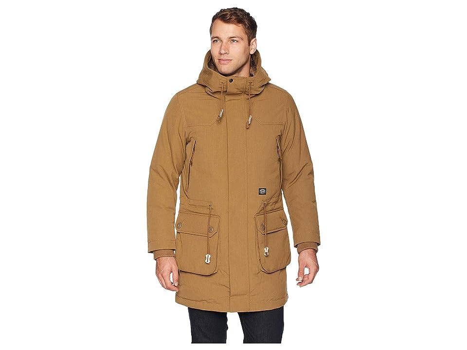 Snow Peak Takibi Down Jacket (Brown) Men