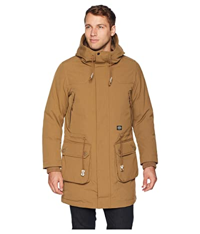 Snow Peak Takibi Down Jacket (Brown) Men