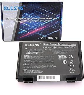 Green Cell/® Standard S/érie Batterie pour ASUS X66iC Ordinateur PC Portable 6 Cellules 4400mAh 10.8V Noir