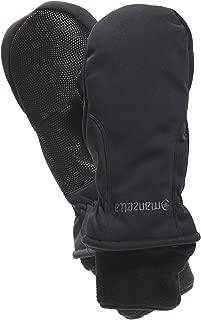Manzella o391 W Adventure 100 Mitten - Handguards to the air last intervension of the woman, black, M
