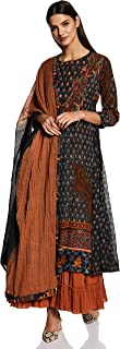 Women's Cotton Viscose & Georgette Salwar Suit