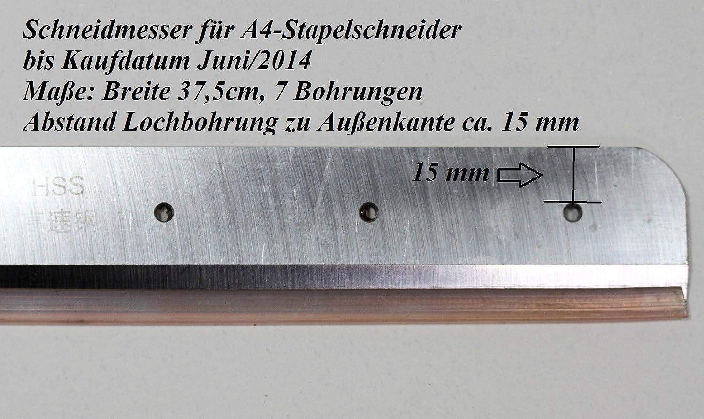 MESSER f&uu ;r Stapelschneider A4 bis Modell 06 2014 f&uu ;r Modell Paintersisters-Neuss B0758GTNRH   Deutschland Berlin