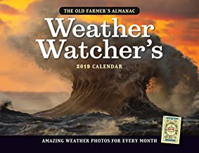 The Old Farmer's Almanac 2019 Weather Watcher's Calendar