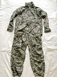 Genuine Us Army Ecwcs Acu Gen III Level 5 Soft Shell Cold Weather Set - Large.