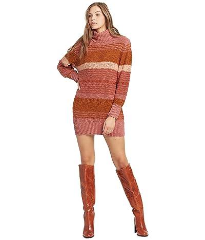 L*Space Jetsetter Sweater Dress (Serape Stripe) Women