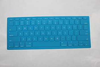 Size: 367mm144mm GooGreen Clear Transparent Universal Silicone Keyboard Cover Protector Skin for Laptop Notebook 15 15.6 16 16.4 17 17.1 17.3 inch