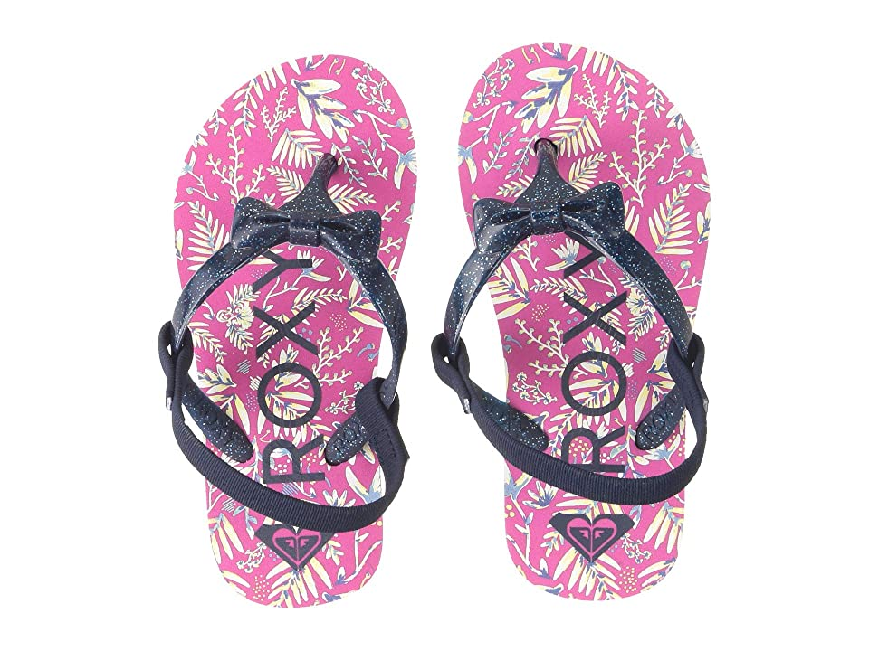 Roxy Kids Fifi II (Toddler) (Hot Pink) Girls Shoes