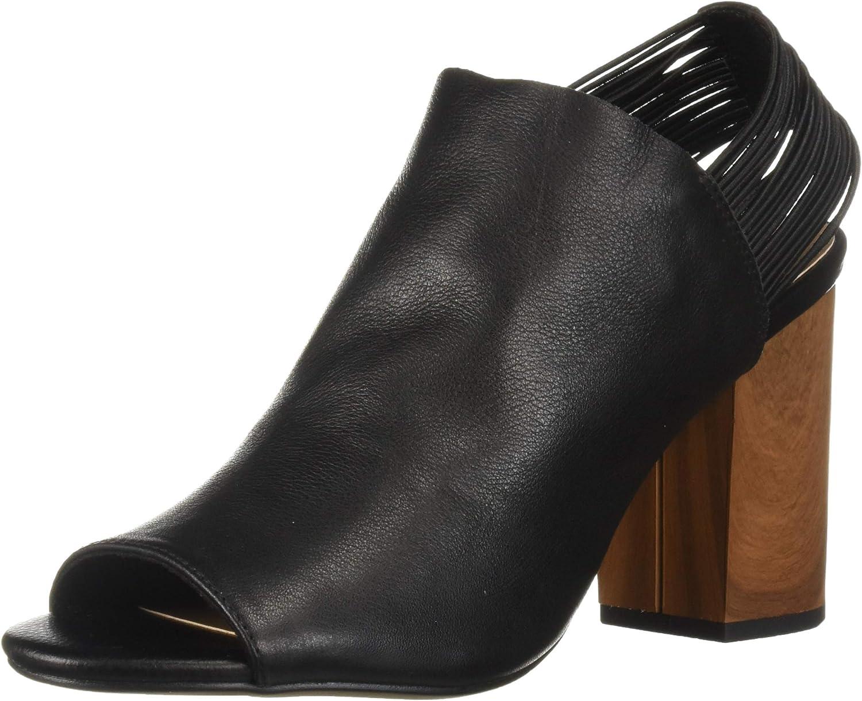 Franco Sarto Womens Opaline Heeled Sandal