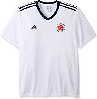 adidas Performance Men's Colombia Home Replica Tee