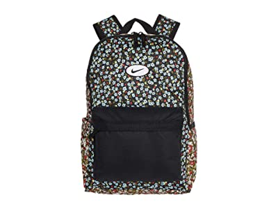 Nike Heritage Backpack Femme (Black/Black/Black) Backpack Bags