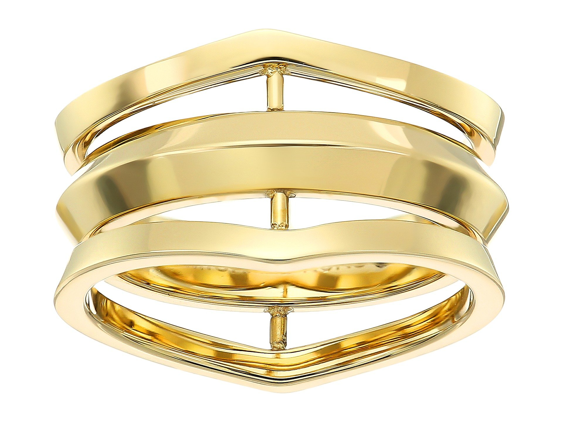 Anillo para Mujer Michael Kors Tone Open Ring  + Michael Kors en VeoyCompro.net