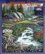 Cobblestone Spring by D. R. Laird 1000 Piece Puzzle