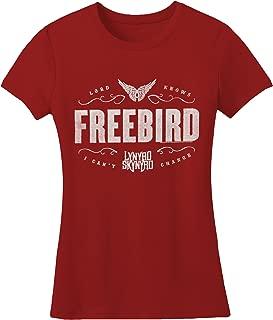 Lynyrd Skynyrd Freebird Girls Jr Cardinal