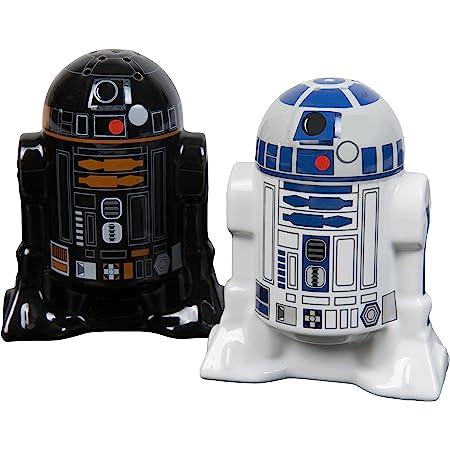 Pfefferstreuer Darth Vader Stormtrooper Helm Gewürzstreuer u Star Wars Salz