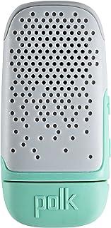 Polk BOOM Bit Clip-On Bluetooth Speaker - Mint Grey