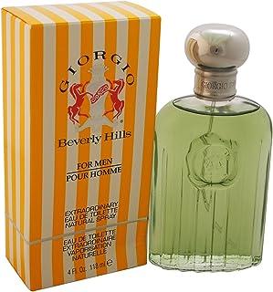 Giorgio Beverly Hills Giorgio Beverly Hills Extraordinary Eau De Toilette Spray for Men, 4 Fluid Ounce
