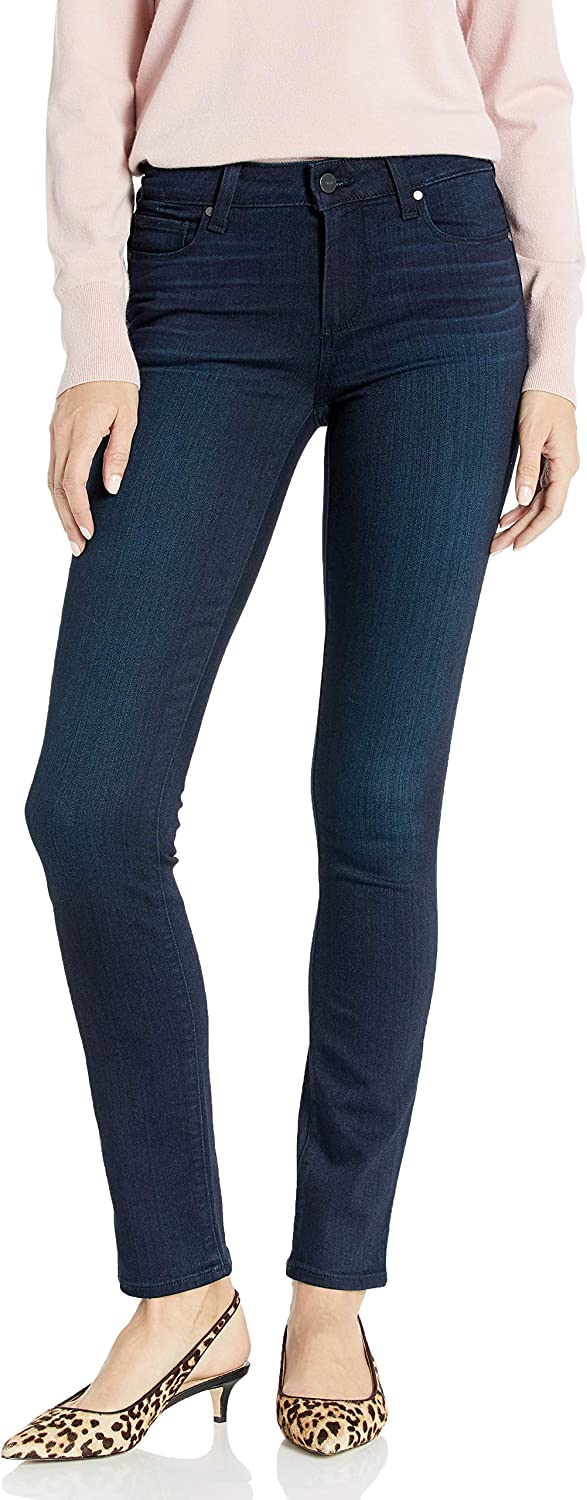 Las Vegas Mall PAIGE Women's Skyline Transcend National products Skinny Rise Jean Mid