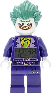 LEGO 9009342 Batman Movie The Joker Minifigure Light Up Alarm Clock