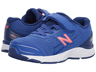 New Balance Kids KA680v5Y (Little Kid/Big Kid) (Pacific/Dynomite) Boys Shoes
