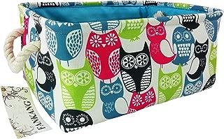 owl gift basket