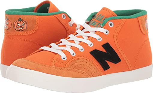 Orange/Black Franky Villani