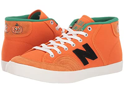 New Balance Numeric NM213 (Orange/Black Franky Villani) Men